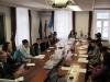 Otroški parlament - srečanje na občini